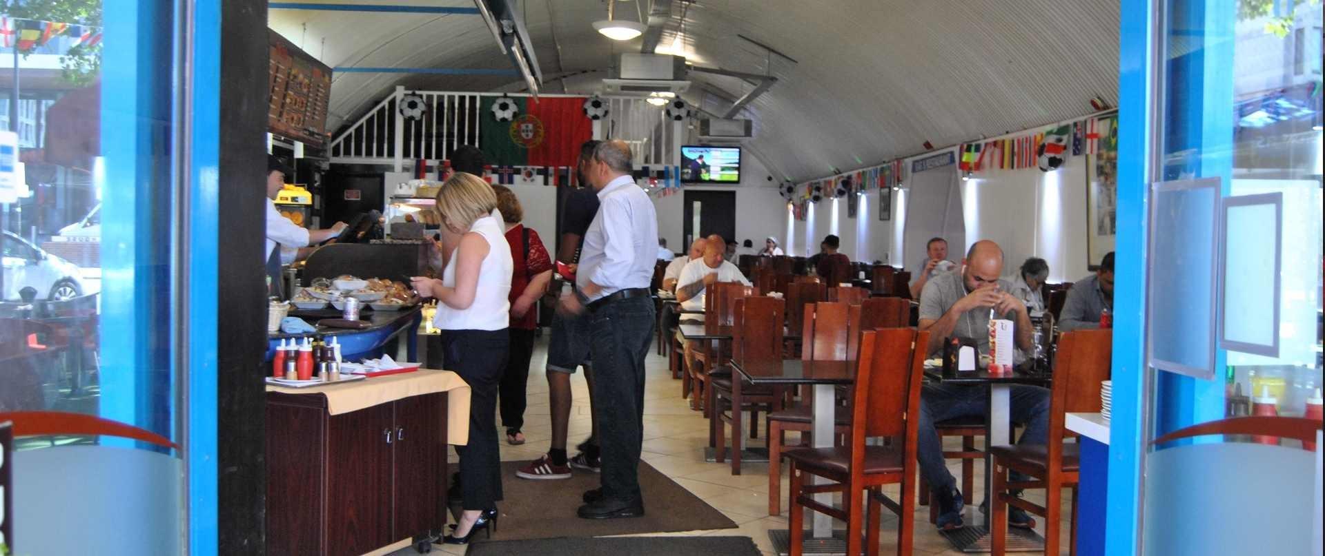 Madeira Café