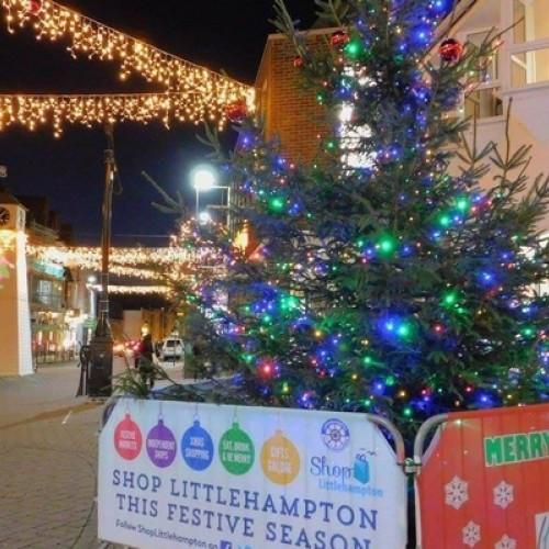 Natal em Littlehampton (Marília Andrade)