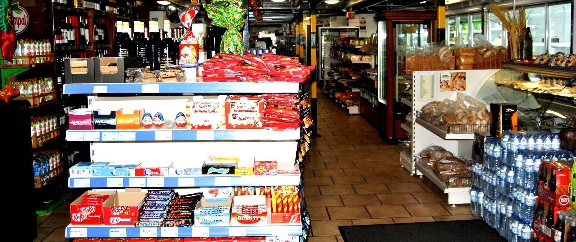 Supermercado Madeira